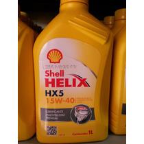 Óleo Shell Helix Hx5 15w-40 Mineral