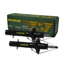 Kit Suspensao Amortecedor Mola Band Kit Golf A3 Beetle Bora