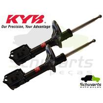 Par Amortecedor Dianteiro Kia Sportage 05/10 Original Kyb