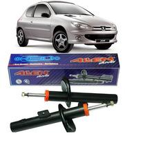 Par Amortecedor Dianteiro Peugeot 206 1.0 1.4 1.6 98 A 2012