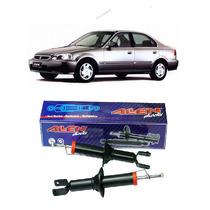 Par Amortecedor Traseiro Honda Civic Ex Lx 96 A 2000 Novo