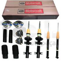 4 Amortecedores Originais + Kit Suspensão Ford Fiesta 03 /