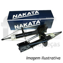 Amortecedor Dianteiro Nakata Fiat Uno 93-07/98 Ct32731 (par)