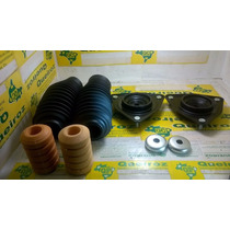 Kit Batente/coxim Do Amortec.diant.escort Zetec/ Sw (par)