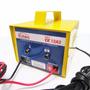 Carregador Bateria 12v 3a Até 36a/h Velocidade Lento