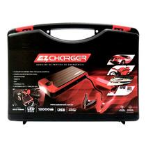 Ezcharger Auxiliar De Partida De Emergência Bateria Veicular