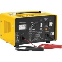 Carregador Baterias 12v Lento E Rápido 220v Vonder Cbv 950