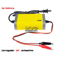 Carregador De Bateria Automotivo 12v Bivolt