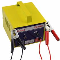 Carregador Bateria 12v 3a Moto-carro-jetsky-cerca Elétrica