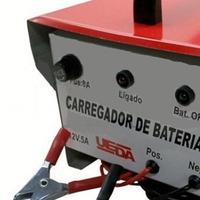 Carregador De Bateria 12v Automático 5ah Carro Moto