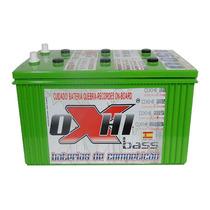 Bateria De Som Oxhi Bass 450ah /4500pico Unica No Mercado!