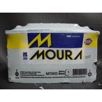 Bateria Moura 70 Ah Otima Para Som Frete R$ 30,00 Capital Sp