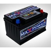 Bateria De Competição Maxpower 75ah Spl Free Som Automotivo