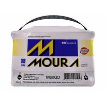 Bateria Moura 60ah - Ampéres - M60gd