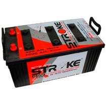 Bateria Som Automotivo Stroke Power 400ah 3000ah+ Vm-1 Sd