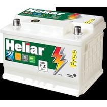 Bateria Heliar 75 Amperes - Sem Manutenção!
