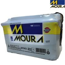 Bateria Automotiva 70ah M70kd Positivo Direita - Moura