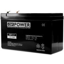 Bateria Vrla 12v 7,2ah Csp Power