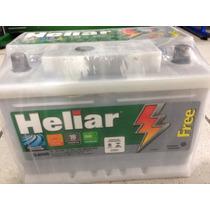 Bateria Heliar 60ah 18meses De Garantia E Sos 24horas Grátis