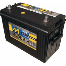 Bateria Moura Inteligente 100ah He Com Prata Gar. Nacional