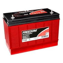 Bateria Estacionária Freedom Df2000 105ah No-break Alarme So