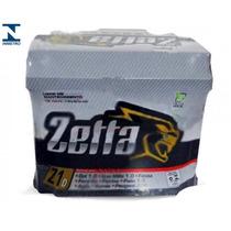 Bateria 50 Amperes Zetta - 1 Ano De Garantia!