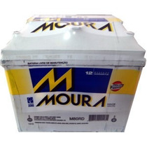 Bateria Moura 80ah Tucson Santa Fé Vera Cruz Azera M80rd/re