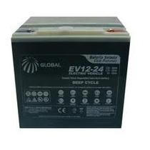 Bateria Gel Global 12v 24ah - Ciclo Profundo - 6-dzm-20