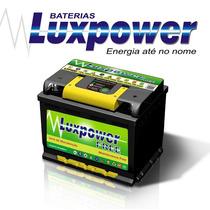 Bateria Automotiva 60 Ah Lux Power Selada
