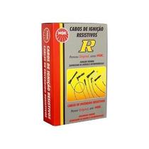 Kit Ngk Cabo+vela Palio Siena Strada Doblo 1.0 1.3 16v Fire