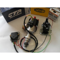 Kit Combo Ignição Eletrônica Sistema Hall Motor Ap 2.0