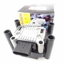 Bobina Ignição Gol G3 G4 G5 1.0 8v Gol Saveiro G5 1.6 Bosch