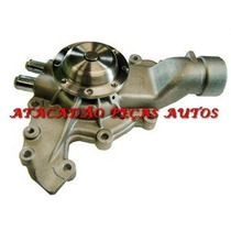 Bomba Agua Motor Ford Taurus 3.8 V6 12v 1991 Ate 1993