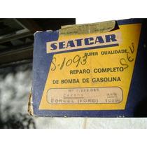 Ford Corcel - Reparo Bomba De Gasolina
