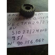 Engrenagem Virabrequim Vectra 2.0/2.2 8v-s10 2.2/2.4 Mpfi95/