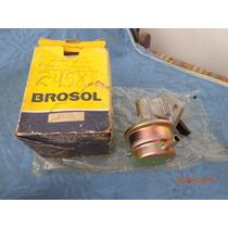 Bomba De Combustível Opala Gasolina Ou Álcool - Brosol