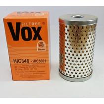 Hic346-filtro Direcao Hidraulica Zf Cxa Nacionalmb/gm/vw/vol