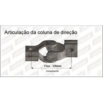 20.0018 - Coluna Direcao Gm S-10/blazer - 95/00