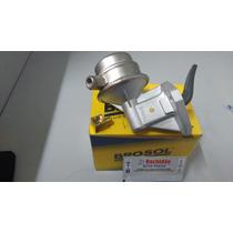 Bomba Combustivel C/conexão Brosol Opala 6 Cilindros Gas/alc