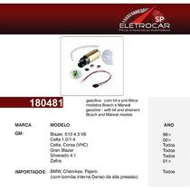 Bomba De Combustivel Gm Chevrolet Blazer, S10 4.3 V6 98 Em D