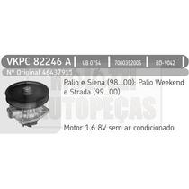 Bomba Agua Fiat Palio/weekend/siena/strada 1.6 8v 98/00 - S/