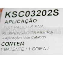 Kit Amortecedor Fiat Palio/siena - Traseiro