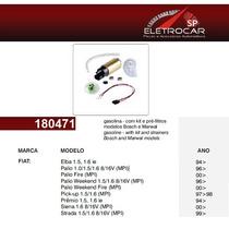 Bomba De Combustivel Fiat Tempra 2.0 8v, 16v, Tipo 1.6, 2.0