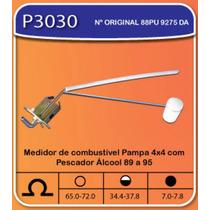 Medidor De Combus Pampa 4x4 Com Pescador Àlcool 89 A 95