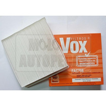 Filtro Ar Condicionado Honda New Civic - 2006/