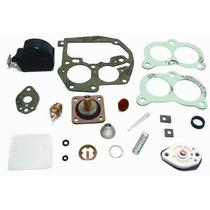 Kit Carburador Solex 2e, Monza,kadet,santana,gol,pampa,escor