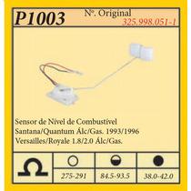 Sensor De Nível Combustível Royale 1.8/2.0 Alcool/gasolina
