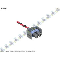 Chicote 2 Vias Refil Bomba Combustivel S10 Blazer