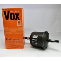 Fs08/1 - Filtro Combustivel Vw Gol/parati/saveiro/kombi Mi 9