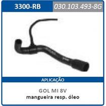Mangueira Vw Gol/parati 1.0 97/ 8v - Respiro Do Oleo